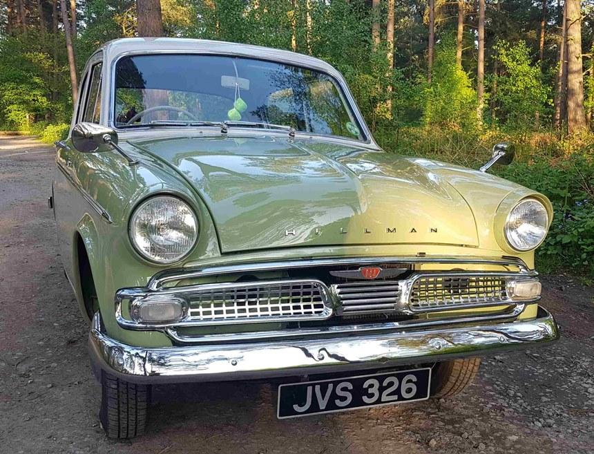 Classic Wedding Car Hire Berkshire